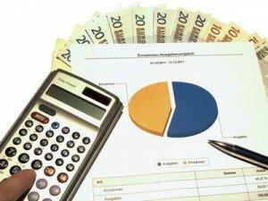 Existenzgründung Bilanz Rechnung